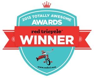 2013 Red Tri award winner (1)